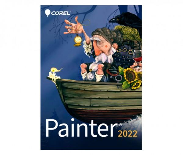 COREL Painter 2022 Upgrade DEUTSCH Windows/Mac ESD-KEY