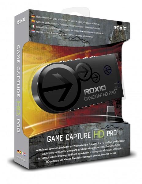 Roxio Game Capture HD PRO DEUTSCH Windows #BOX