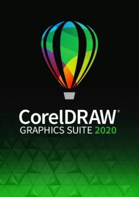 Corel DRAW Graphics Suite 2020 ESD-Lizenz, Win, Deutsch