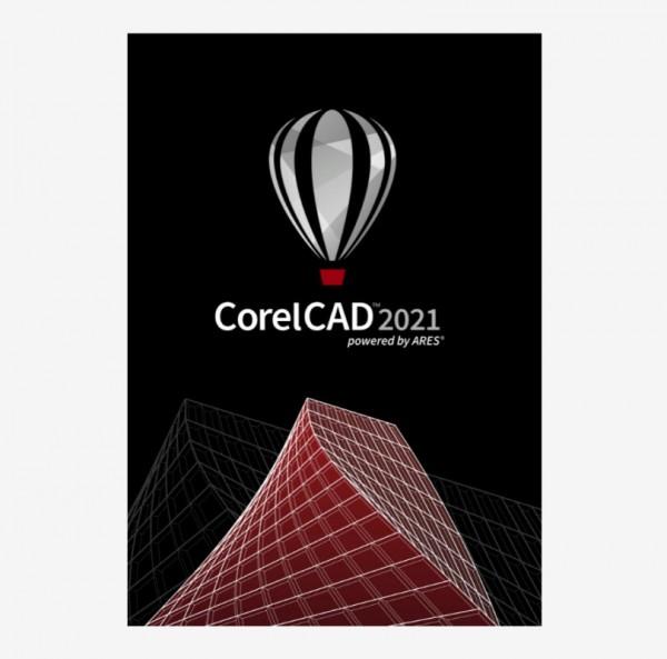 COREL CorelCAD 2021 Vollversion Win/Mac, DEUTSCH, ESD Download
