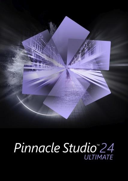 Pinnacle Studio 24 (2021) Ultimate, Win, Deutsch, ESD-Key