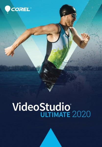 Corel VideoStudio 2020 *Ultimate* DE / ML #KEY (ESD)