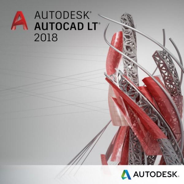 Autodesk AutoCAD LT 2018 - Dauerlizenz (kein Abo, keine Miete)
