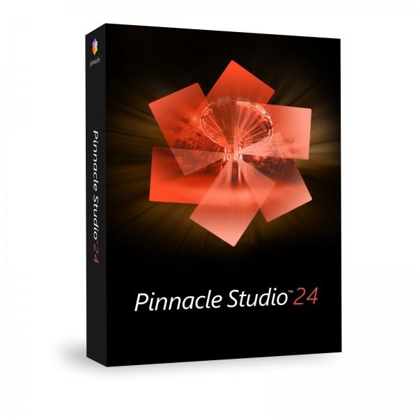 Pinnacle Studio 24 (2021) Standard, Win, Deutsch, Box, (Multilingual)
