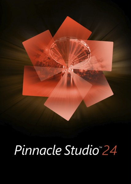 Pinnacle Studio 24 (2021) Standard, Win, Deutsch, ESD-Key, (ML)