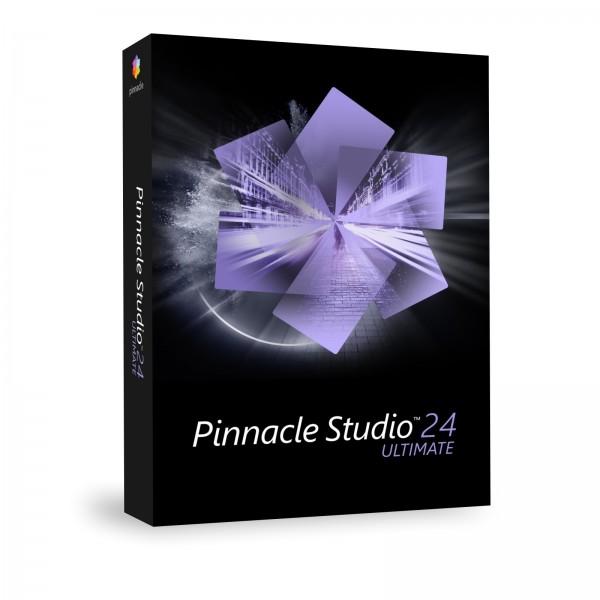 Pinnacle Studio 24 (2021) Ultimate, Win, Deutsch, BOX