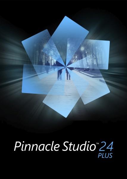 Pinnacle Studio 24 (2021) PLUS Win / Deutsch, ESD-Key (Multilingual)
