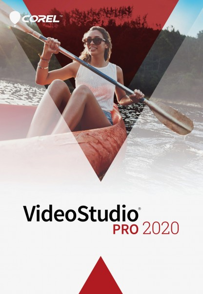 Corel VideoStudio 2020 PRO, Deutsch, ESD (Multilingual)